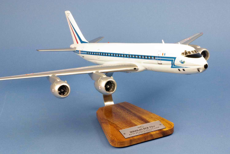 Maquette Douglas DC872 ET 03.060 Estérel REPUBLIQUE FRANCAISE