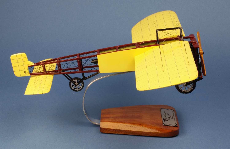 Maquette Avion BLERIOT XI Traversée de la Manche 25 Juillet 1909 au 1/25