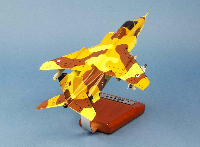 Maquette Avion JaguarA Escadron de chasse 3/11 Corse