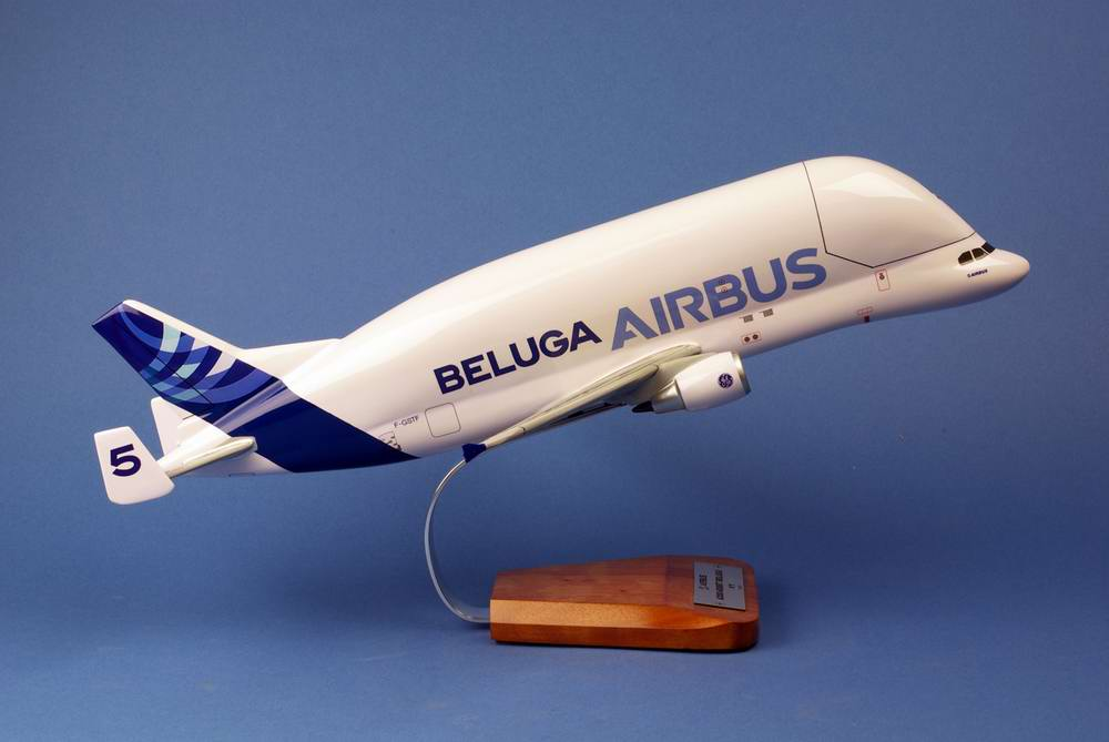 maquette Airbus A300-600ST Belouga N°5 AIRBUS INDUSTRIES