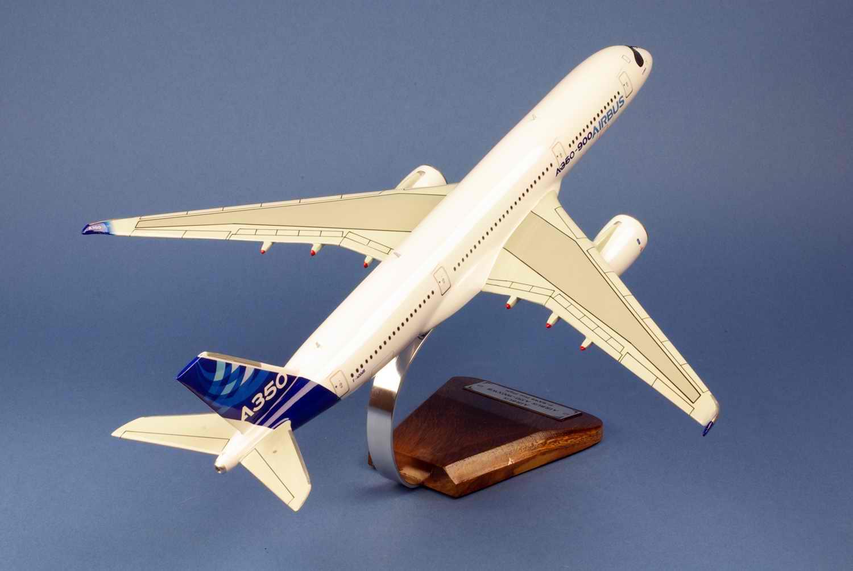 maquette avion Airbus A350-900XWB AIRBUS INDUSTRIES