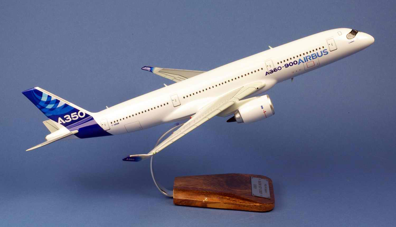 maquette avion AirbusA350-900 AIRBUS INDUSTRIES