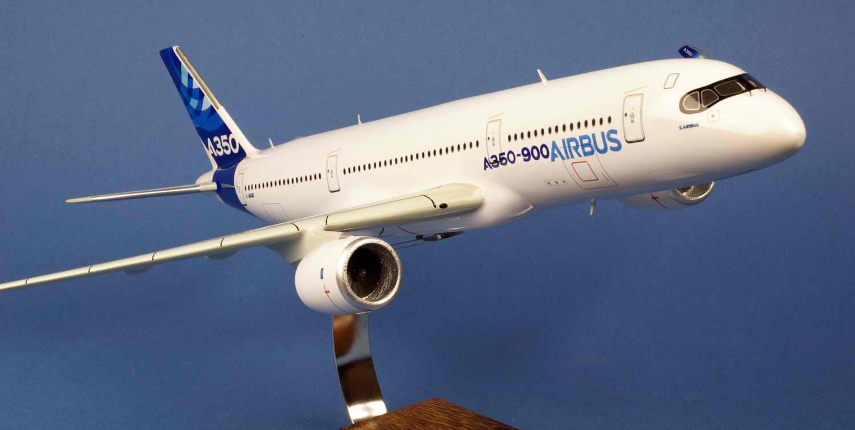 maquette avion Airbus A350XWB 900