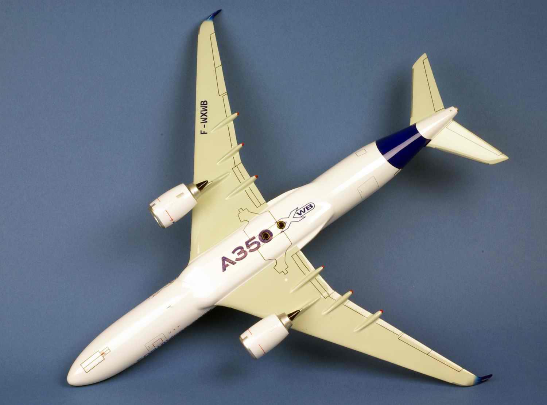 maquette avion Airbus A350
