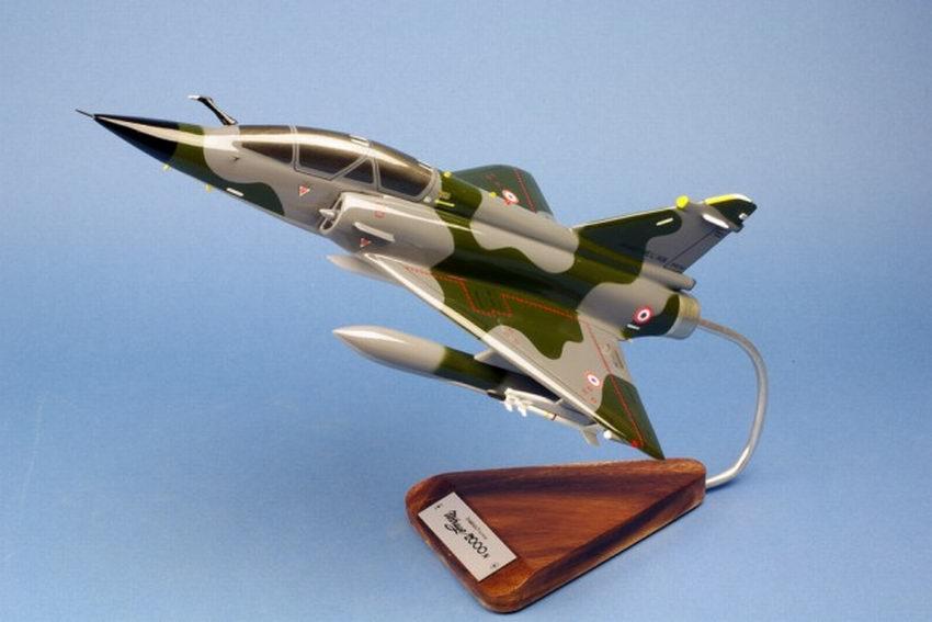 maquette Avion de chasse militaire Mirage 2000N DASSAULT AVIATION