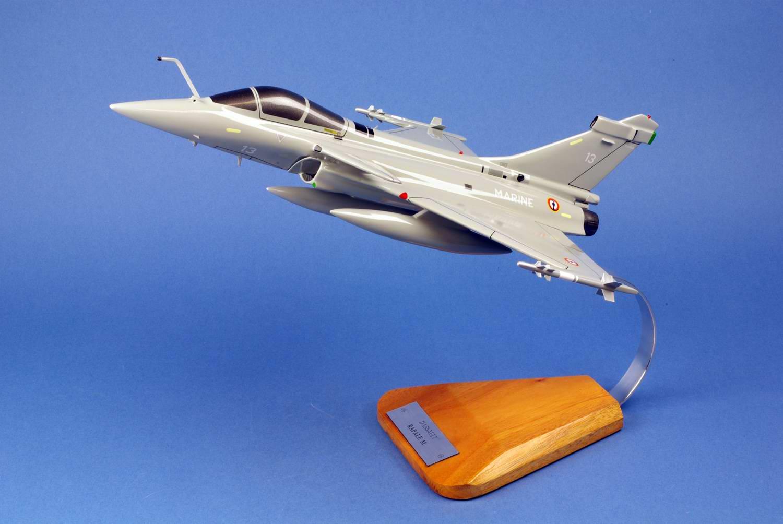 maquette Avion de chasse militaire Rafale M Marine