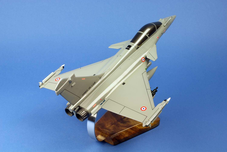 maquette Avion de chasse militaire Rafale C