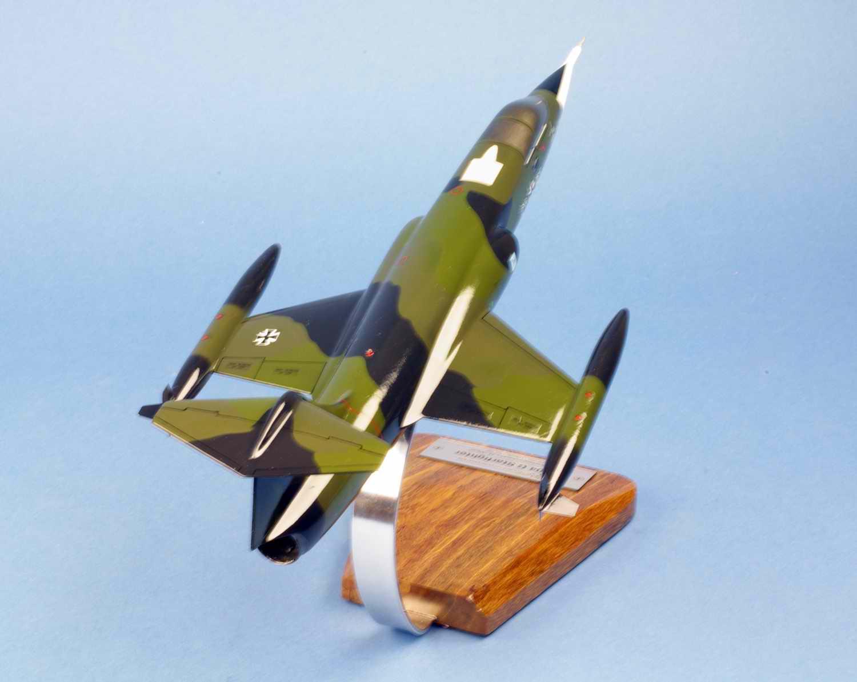 maquette avion F104G Starfighter Jabo G34 Allgäu