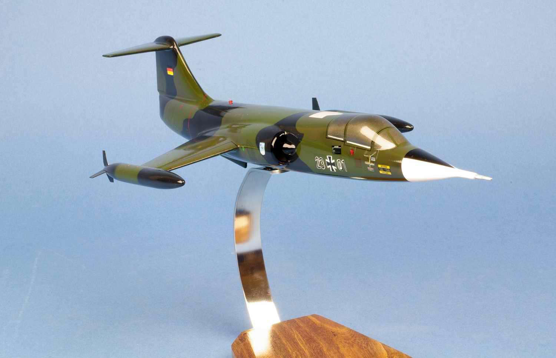 maquette avion F-104G Starfighter Jabo G34 Allgäu
