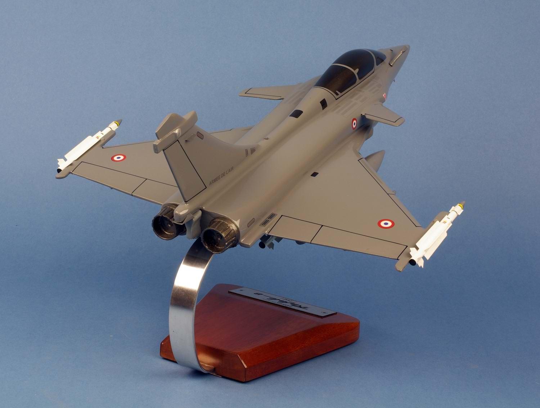 maquette Avion de chasse militaire Rafale B