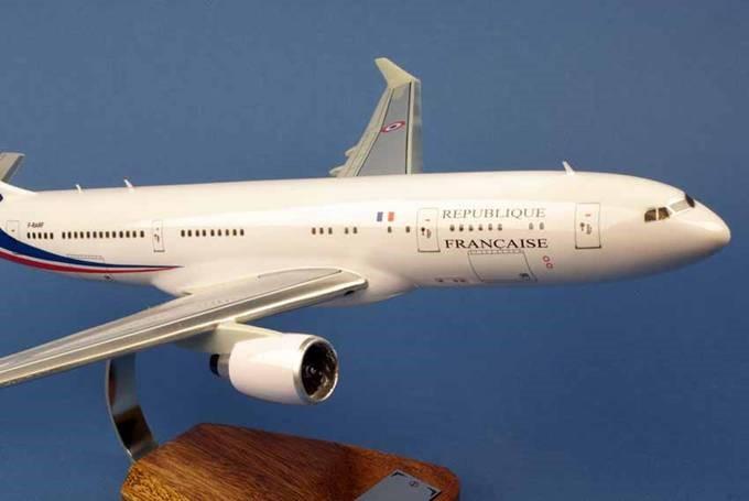AIRBUS A330-200 Presidentielle Republique FranCaise FRANCE 1/125