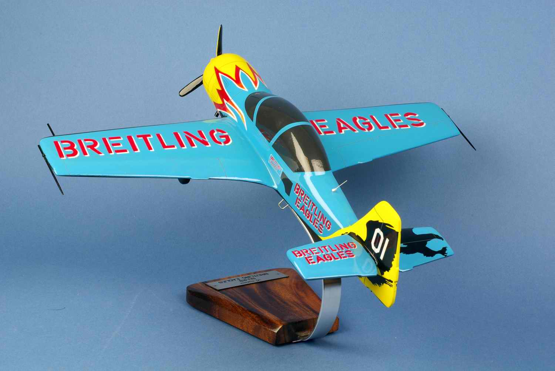 Maquette Avion SUKHOISu29 BREITLING EAGLES