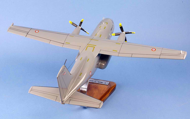 Maquette avion C160F Transall