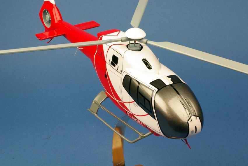 Maquette Hélicoptère EUROCOPTERE EC120 Colibri Calliope ALAT Helidax