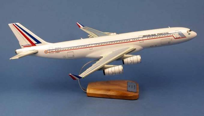 AIRBUS A340-212 Republique FranCaise FRANCE 1/125