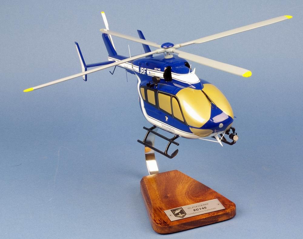 Maquette Eurocoptère EC145 GENDARMERIE NATIONALE