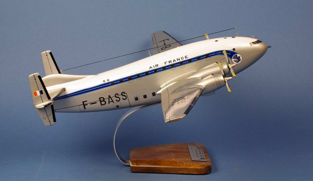 maquette AIR FRANCE BREGUET deux ponts 763 Provence F-BASS 1/72