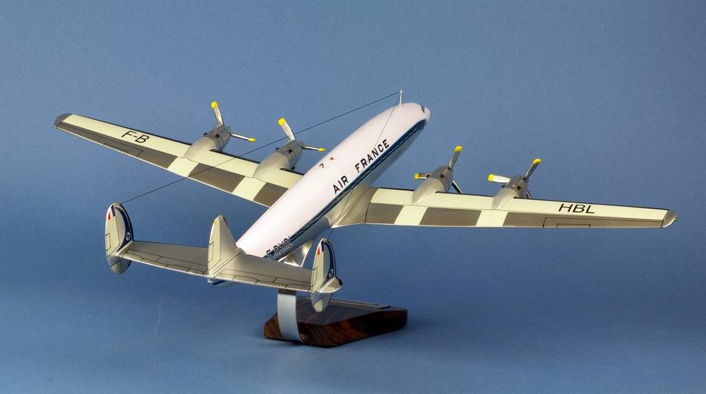 SUPER STARLINER L-1649A F-BHBL Rochambeau AIR FRANCE 1/72