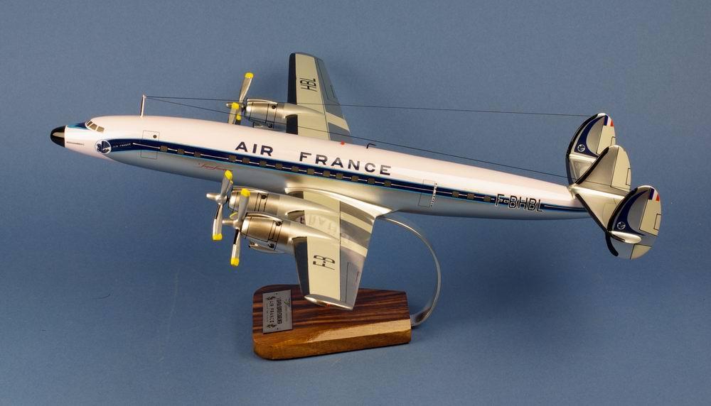 maquette SUPER STARLINER L-1649A F-BHBL Rochambeau AIR FRANCE 1/72