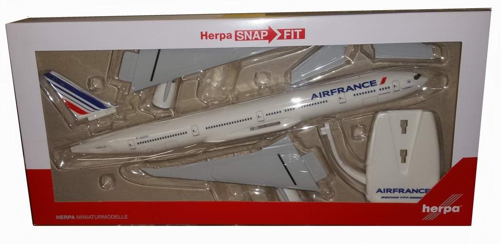 Maquette B777-300ER AIR FRANCE 1/200