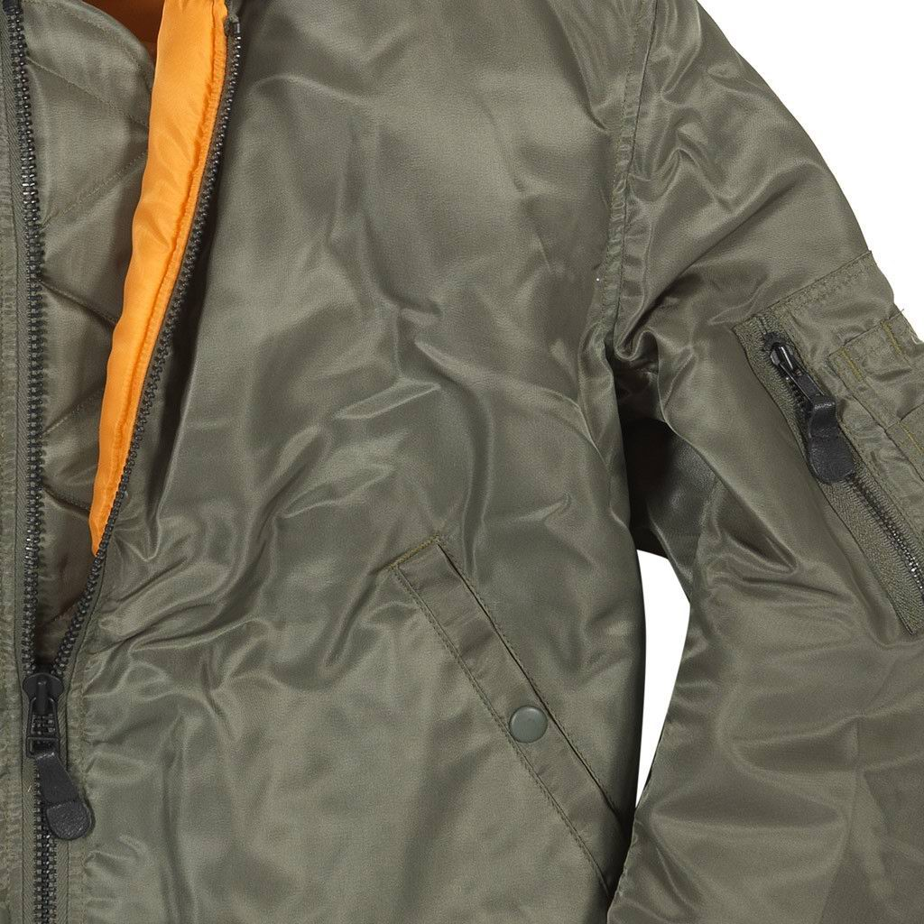 blouson MA-1 made in USA