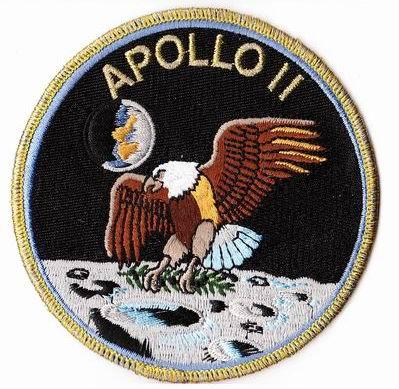 Patch NASA Mission Apollo 11