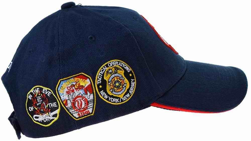 FDNY Casquette-Licence Officielle-pompier Cap-New York * Taille Junior