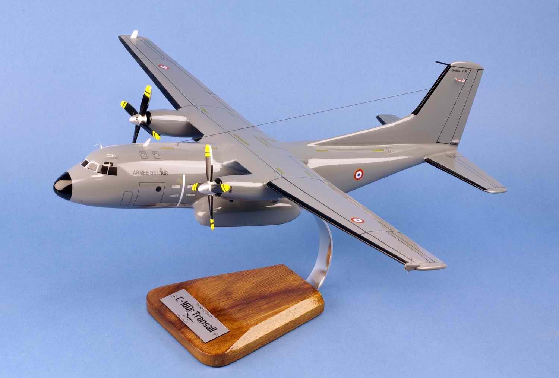 Maquette avion Hercules C160F Transall
