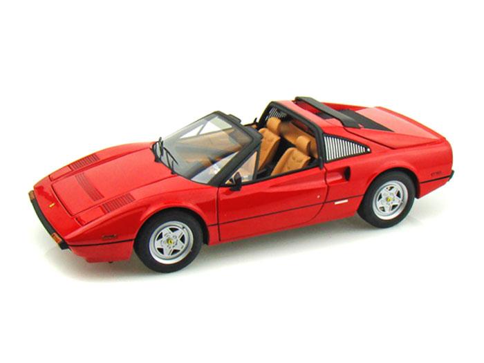 Ferrari 308 GTS Robin Master Magum Tom Selleck