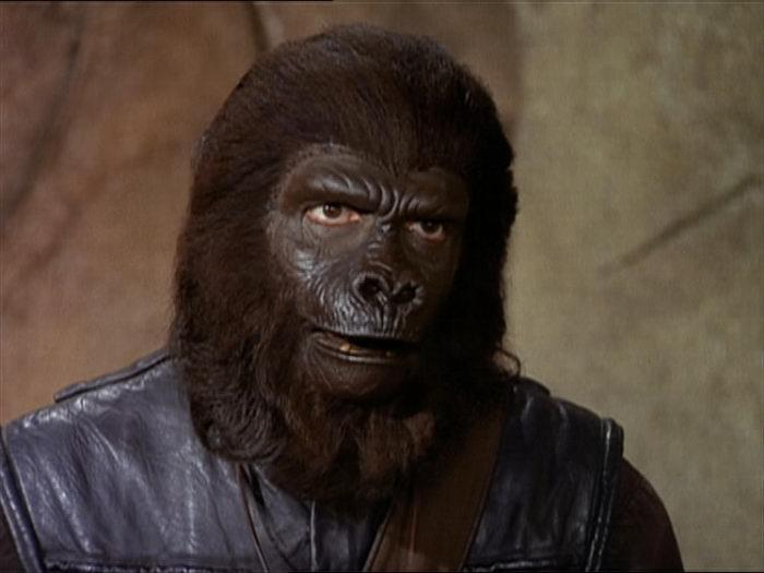 Figurine gorille Planète des Singes