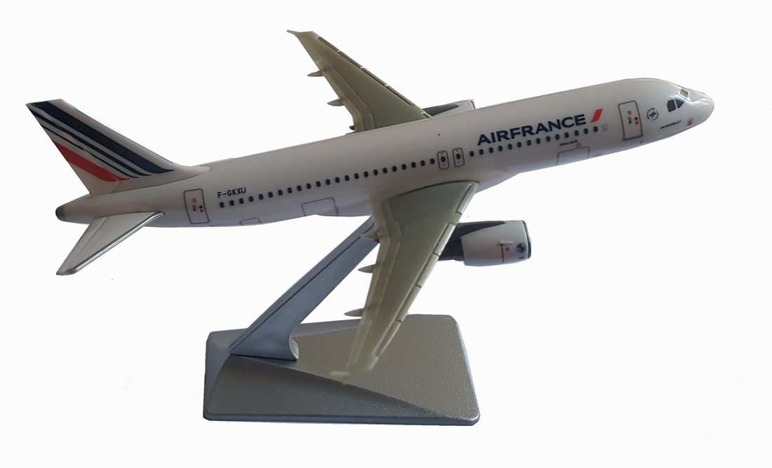 maquette avion AIRBUS A320-200 AIR FRANCE 1/200