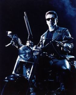 T-800 Terminator 2 T2
