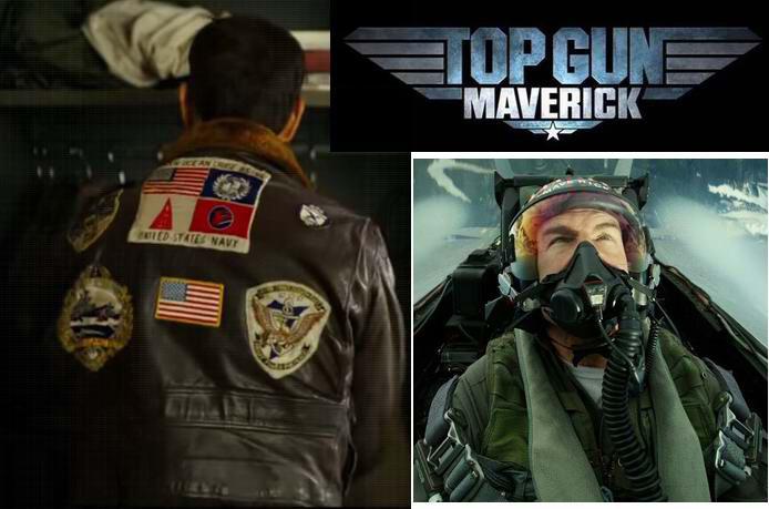 top gun maverik blouson slide 1