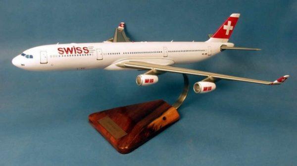 AIrbus A.340 300 Swissair