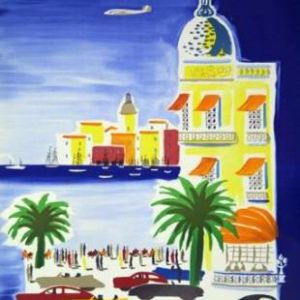 Affiche French Riviera