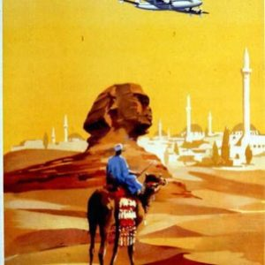 Air France 20Proche Orient V Guerra 1950