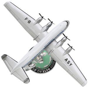 Air France Breguet 2 Ponts d