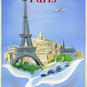 Air France Paris Colombe