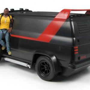 BA Van
