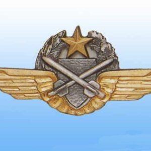 Brevet Observateur Pilote Tireur Missile ALAT
