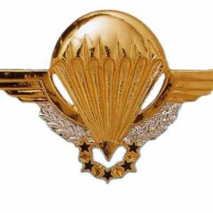 Brevet Parachutiste Chuteur operationnel