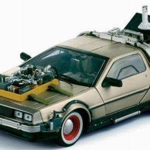 DeLorean Retour vers le futur 3