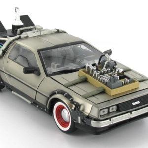 DeLorean Retour vers le futur 3b