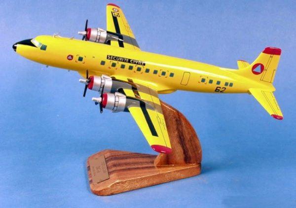 Douglas DC 6 Securite