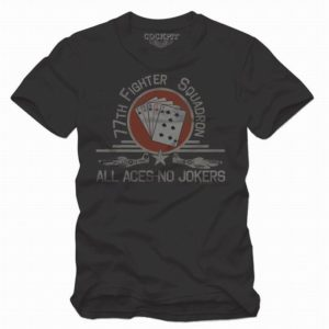 Fighters Squadron tee