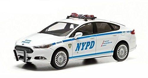 Ford fusion NYPD1