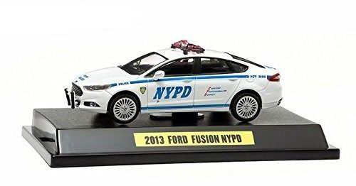Ford fusion NYPD2