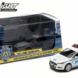 Ford fusion NYPD3