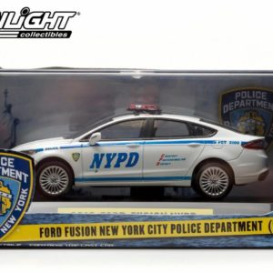 Ford fusion NYPD4