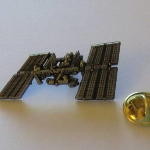 ISS Pins